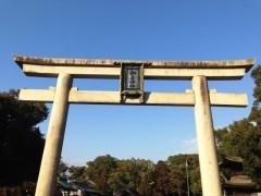 知立神社へ初詣